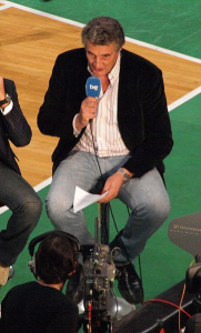 El ex jugador de baloncesto Fernando Romay.