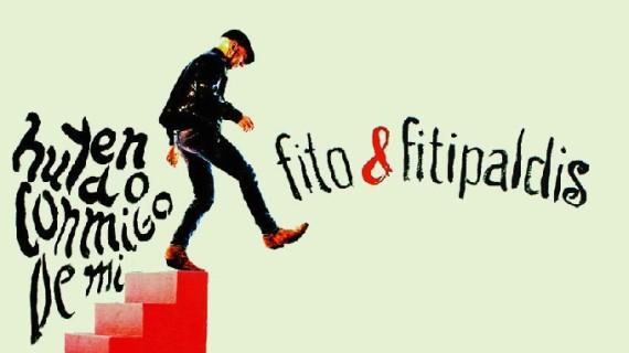 Fito & Fitipaldis llena escenarios de toda España con su gira 'Huyendo conmigo de mí'