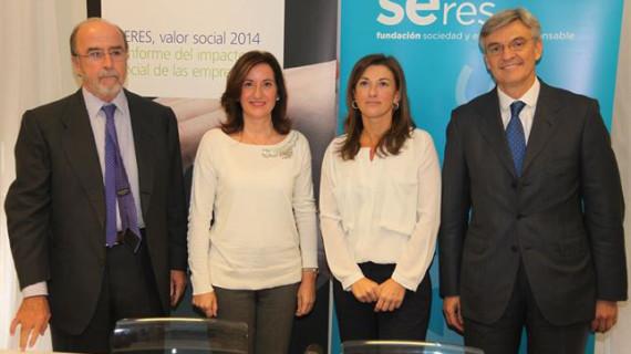 Un total de 50 empresas españolas ayudaron a 7 millones de personas en 2013 a través de sus programas de RSE