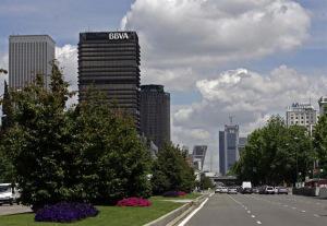 Las inversiones extranjeras en edificios de oficinas son las que más se incrementan. / Foto: Europa Press.