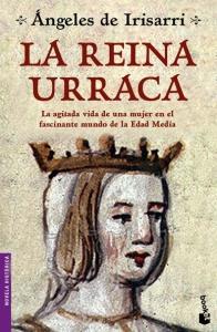Uno de los libros de la escritora, 'La reina urraca'.