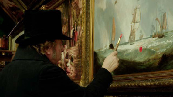 'Mr Turner', un ejemplo de narrativa al servicio de la imagen