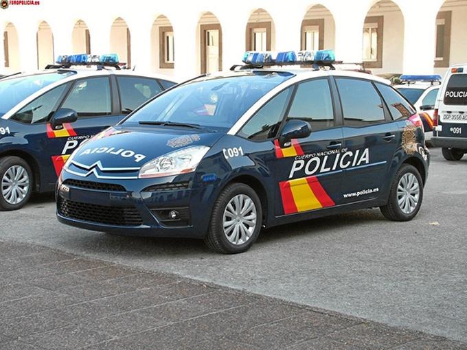 Operación antiterrorista desarrollada conjuntamente por la Comisaría General de Información de la Policía Nacional española y de la DSGT de Marruecos.