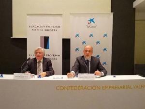 Francisco Pérez de los Cobos ha anunciado el fallo del premio. / Foto: Europa Press.