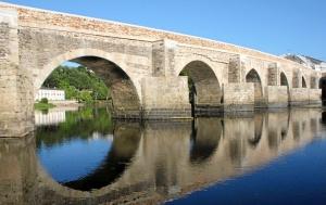 Puente romano de Lugo. / http://lugotea.com