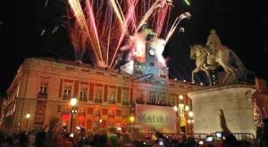 Celebración de Nochevieja en la Puerta del Sol (Madrid). / http://www.deli.cat