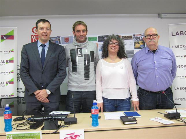 Presentación de la iniciativa. / Foto: Europa Press.