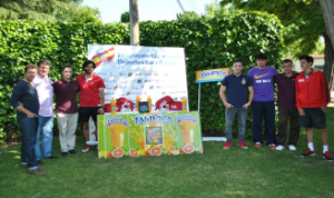 Tampico colabora con diversas iniciativas deportivas y solidarias.