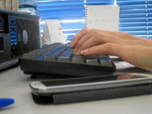Crece el comercio electrónico en España.