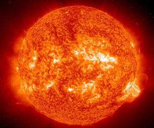 Tormenta solar. / www.malagaes.com