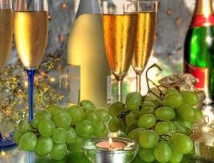 Las uvas de la suerte. / http://enredadamoda.blogspot.com.es