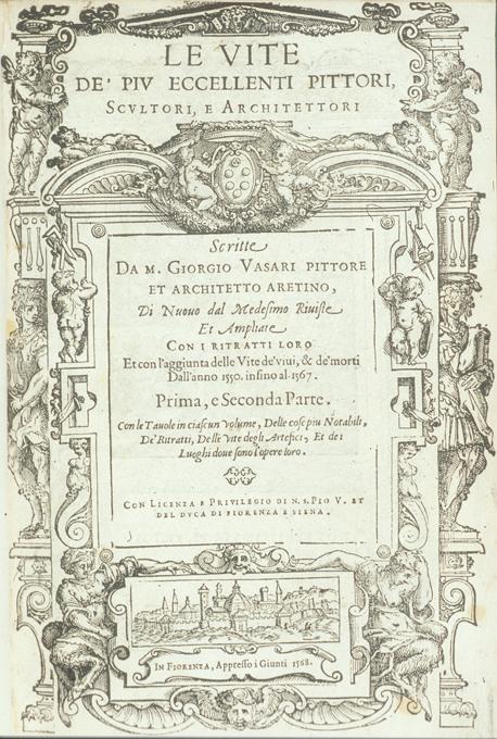 La Biblioteca Nacional y la Fundación El Greco adquieren 'Las vidas de artistas' de Vasari con anotaciones del griego