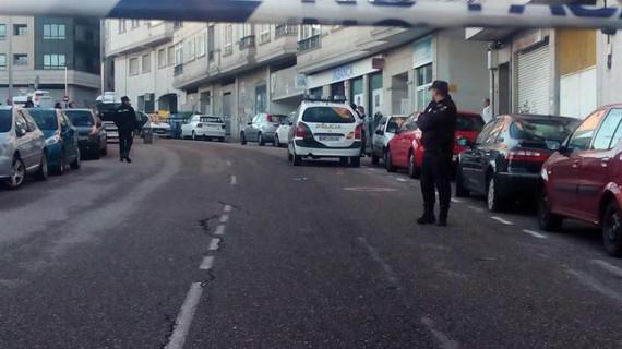 """El policía herido en un atraco en Vigo recuerda a su compañera fallecida como """"mi ángel de la guarda"""""""