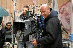 El director de cine Santiago Zannou. / http://mansunides.org