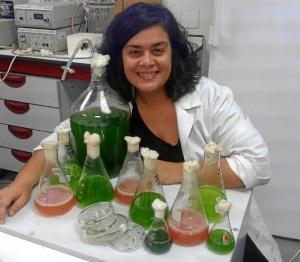 Marta de la Vega es la responsable de este estudio.