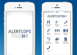 Alertcops. / http://applesencia.com