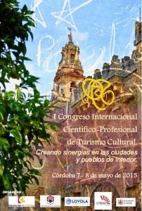 Córdoba acogerá el I Congreso Internacional Cientifico-Profesional de Turismo Cultural