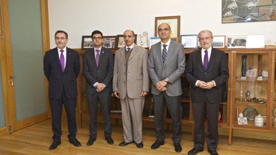 Cuatro universidades españolas formalizan su relación con la Universidad de Tifariti