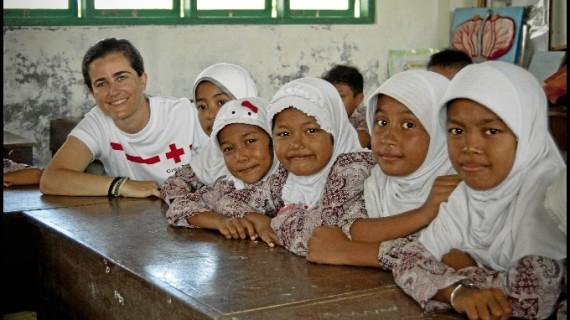 Un viaje a los lugares afectados por el tsunami de Indonesia una década después