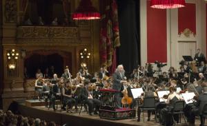 Orquesta West Eastern. / Foto: Teatro Colón / www.west-eastern-divan.org