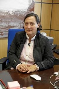 María Ángeles Fernández Izquierdo.