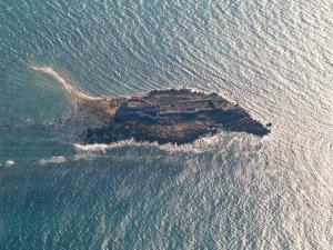 Isla y castillo de Sancti Petri. / http://fitomendi.blogspot.com.es