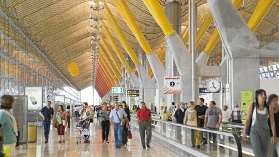 Aena cierra 2014 con más de 136,4 millones de pasajeros internacionales
