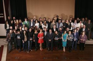 Gala del cine andaluz en el Fundación Cajasol. / http://www.cajasol.es