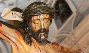 Santísimo Cristo del Humilladero. / Foto: Europa Press.