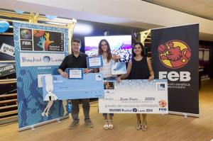 Escola Paidos, premiada en los Premios 'Colegios Basket Lover'.