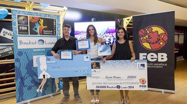 Federación de Baloncesto pone en marcha la segunda edición del concurso Colegios BasketLover