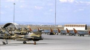 base aérea los llanos