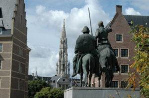 Plaza de España en Bruselas. / http://viajandoporelmundo11-3.wikispaces.com
