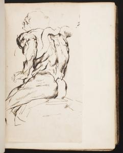 Cuaderno de Rubens (manuscrito Bordes). S. XVII Madrid, Biblioteca Museo Nacional del Prado
