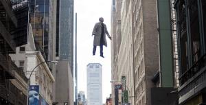Una escena de 'Birdman'.