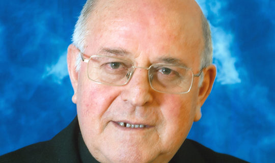 El Papa creará cardenal al presidente de la Conferencia Episcopal Española