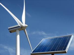 El nuevo sistema de alumbrado público que funciona con energía solar y eólica.