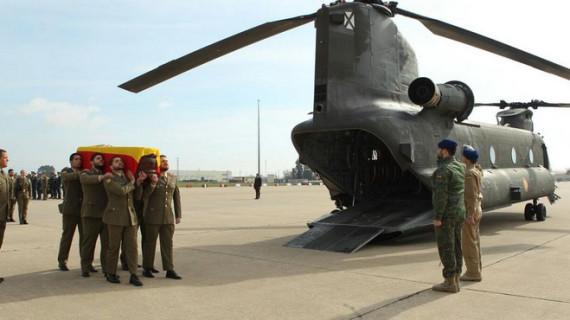 España distinguirá al cabo fallecido en Líbano con la Cruz al Mérito Militar con distintivo rojo