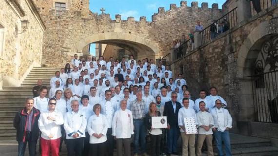 Cáceres estrena 2015 con su título de Capital Española de la Gastronomía