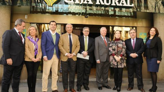 La Caja Rural del Sur acoge las III Jornadas de la Cadena SER sobre Infraestructuras de Andalucía