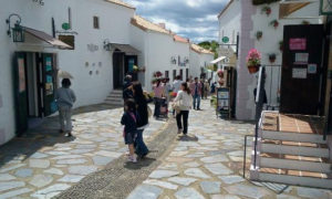 Calles de imitan el estilo andaluz. / http://www.tripadvisor.com