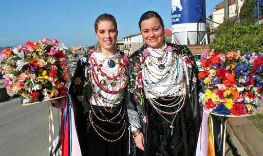 La danza ancestral en honor a San Sebastián volverá a bailarse el 20 de enero en Cangas