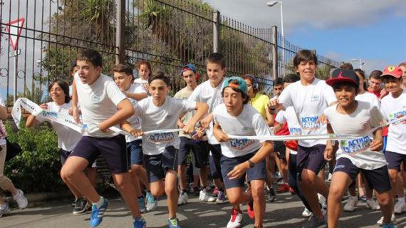 Cerca de 30.000 alumnos de 83 colegios ya se han inscrito en 'La Carrera contra el Hambre'