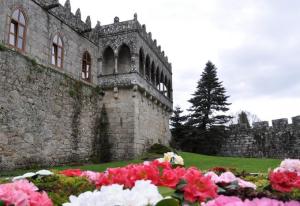 El castillo medieval de Soutomaior. / http://www.casadabarreira.es
