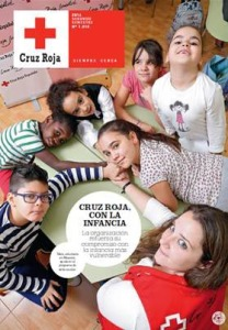 Cruz Roja y la infancia.