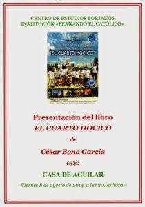 Libro 'El cuarto hocico'. / Foto: esbor.blogspot.com.es