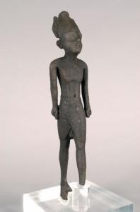 Escultura descubierta en Sancti Petri. / http://www.celtiberia.net