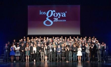 Los Goya renuevan su apuesta por la moda española