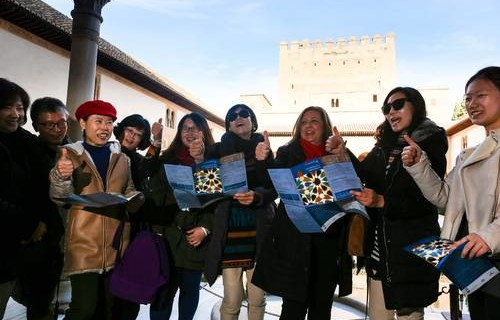 La Alhambra de Granada vuelve a ser el Monumento más visitado de España en 2014