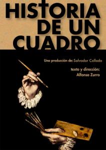 Cartel de 'Historia de un cuadro'.
